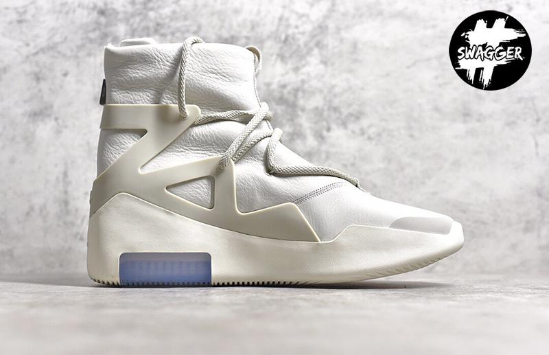 Giày Nike Air fear of god 1 Light Bone Pk God Factory chuẩn 99.9% chất lượng tương đương hãng