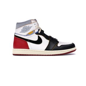 Giày Nike Jordan 1 Union Los Angeles Black Toe Pk God Factory