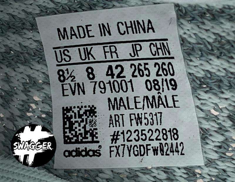 Giày Adidas Yeezy 350 V2 Cloud White CLWHRF Pk God Factory chất lượng tương đương chính hãng