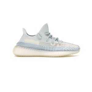 Giày Adidas Yeezy 350 V2 Cloud White CLWHRF Pk God Factory