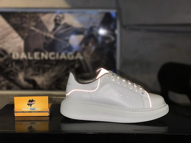 Giày Alexander Mcqueen Static Like Auth chuẩn 99.9% full box và phụ kiện