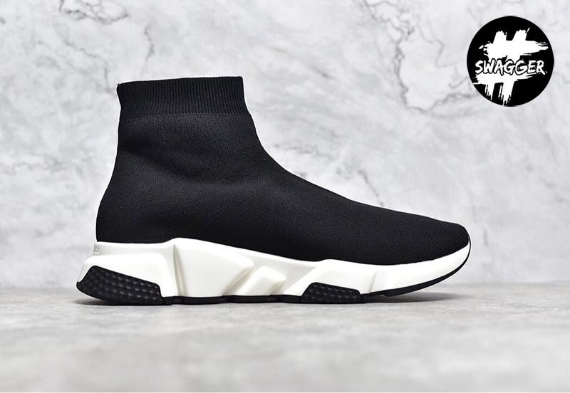 Giày Balenciaga Speed Trainer Pk God Factory chuẩn 99.9% sử dụng chất liệu tương đương hãng