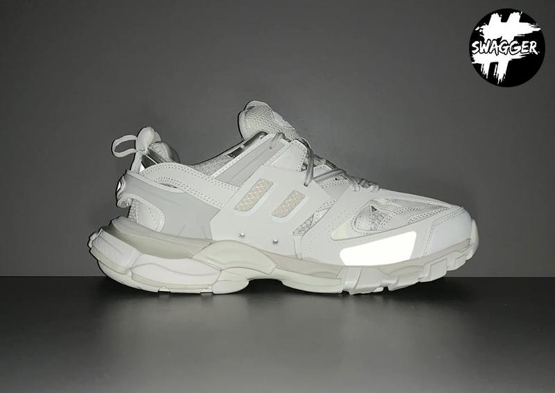 Giày Balenciaga Track 3.0 Full White Plus Y Factory chuẩn 99.9% sử dụng chất liệu tương đương hãng, full box và phụ kiện