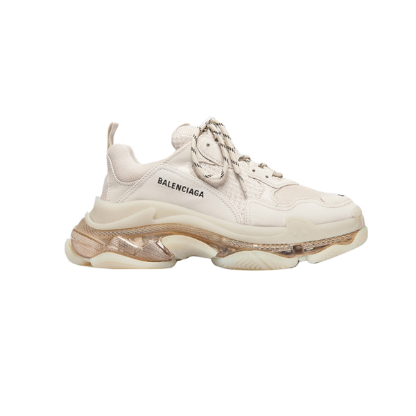 Giày Balenciaga Triple S Clear Off White Plus Y Factory