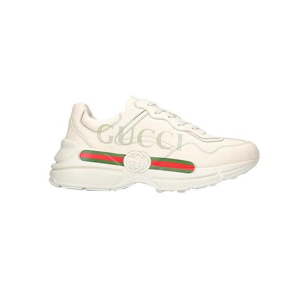 Giày Gucci Rhyton Logo Sneaker Like Auth