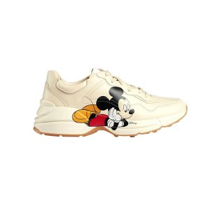 Giày Gucci Rhyton Mickey Mouse Like Auth