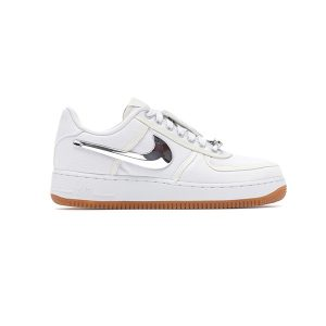 Giày Nike Air Force 1 Travis Scott White Pk God Factory