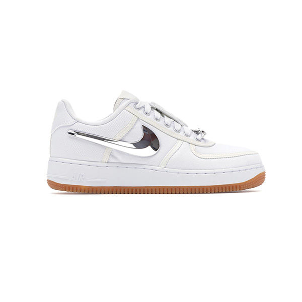 Giày Nike Air Force 1 Travis Scott White Pk God Factory