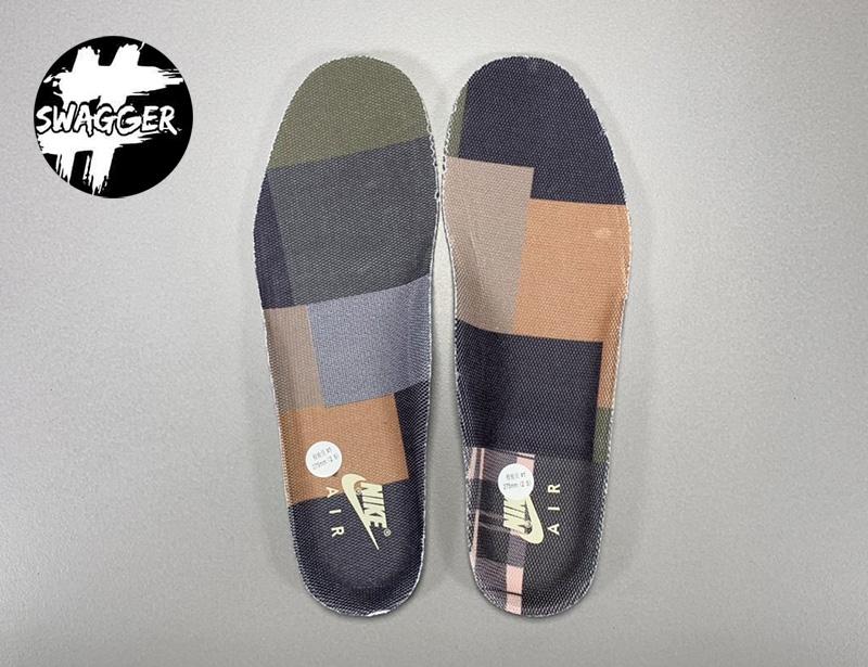 Giày Nike Air Force 1 Travis Scott Cactus Jack Pk God Factory bản chuẩn nhất hiện nay chuẩn 99.9%