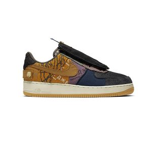 Giày Nike Air Force 1 Travis Scott Cactus Jack Pk God Factory