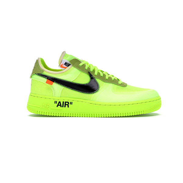 Giày Nike Air Force 1 Off White Volt Pk God Factory