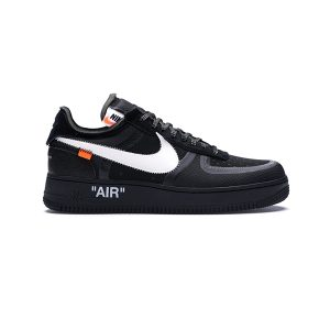 Giày Nike Air Force 1 Off White Black Pk God Factory
