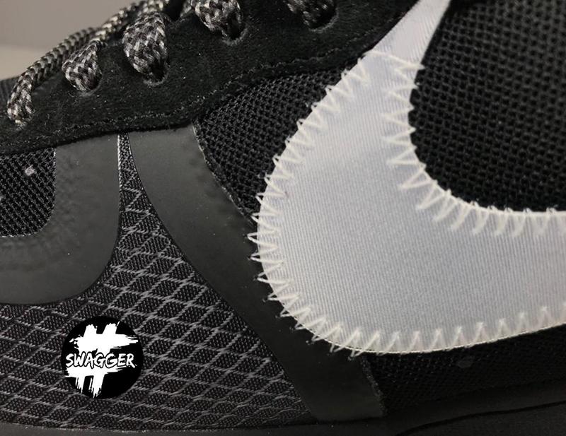 Giày Nike Air Force 1 Off White Black Pk God Factory chuẩn 99.9% full box và phụ kiện, chất lượng tương đương với chính hãng