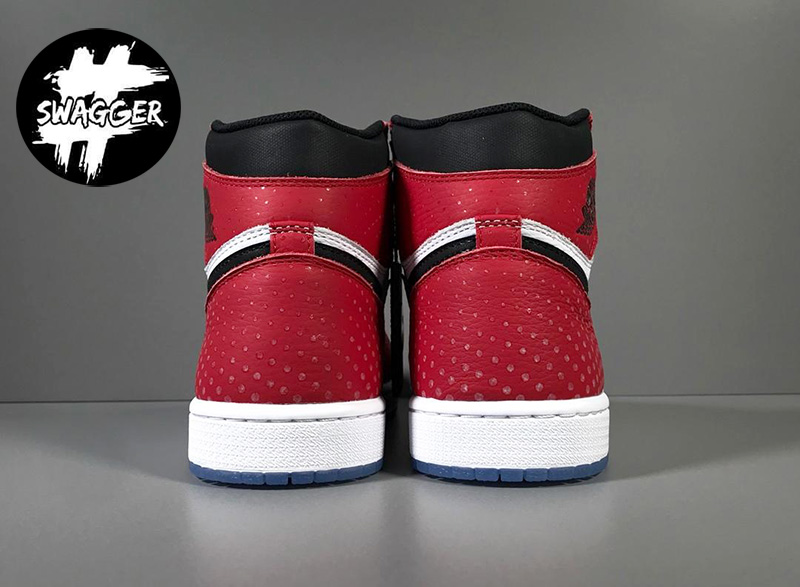 Giày Nike Air Jordan 1 SpiderMan Pk God Factory chuẩn 99.9% full box và phụ kiện chất lượng tốt nhất hiện nay