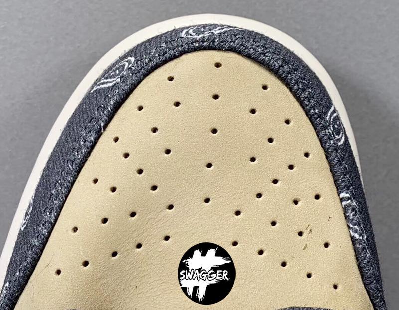 Giày Nike Dunk Low Travis Scott Pk God Factory chuẩn 99.9% full box và phụ kiện , sử dụng chất liệu tương đương hãng
