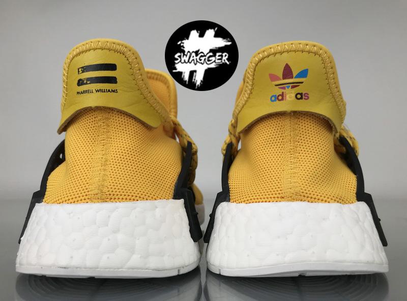 Giày Adidas NMD Human Race Yellow 10