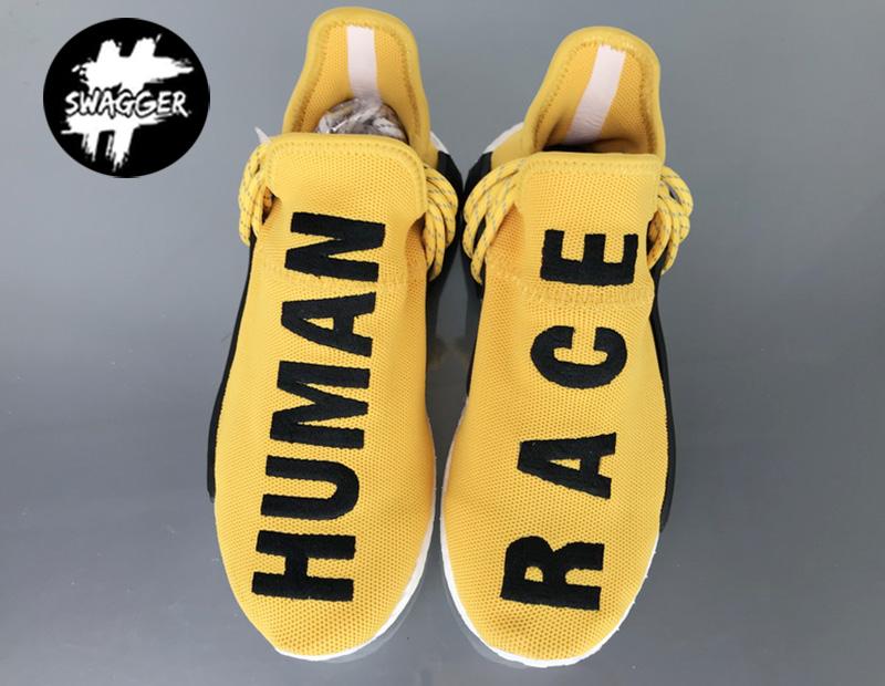 Giày Adidas NMD Human Race Yellow 3