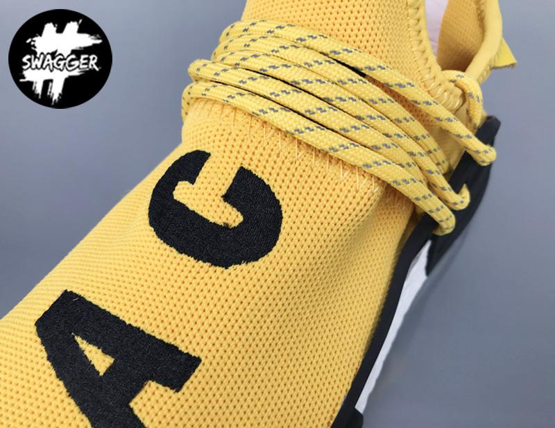 Giày Adidas NMD Human Race Yellow 13