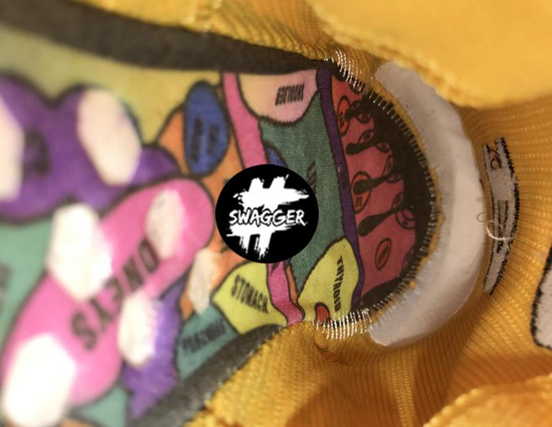 Giày Adidas NMD Human Race Yellow 14
