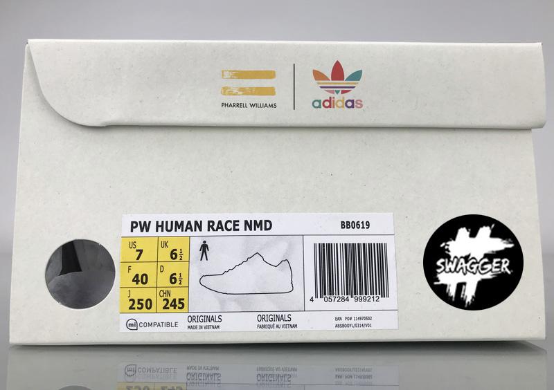 Adidas NMD Human Race Yellow