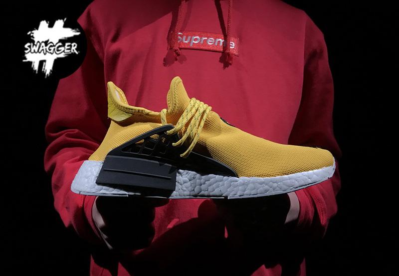 Giày Adidas NMD Human Race Yellow 2