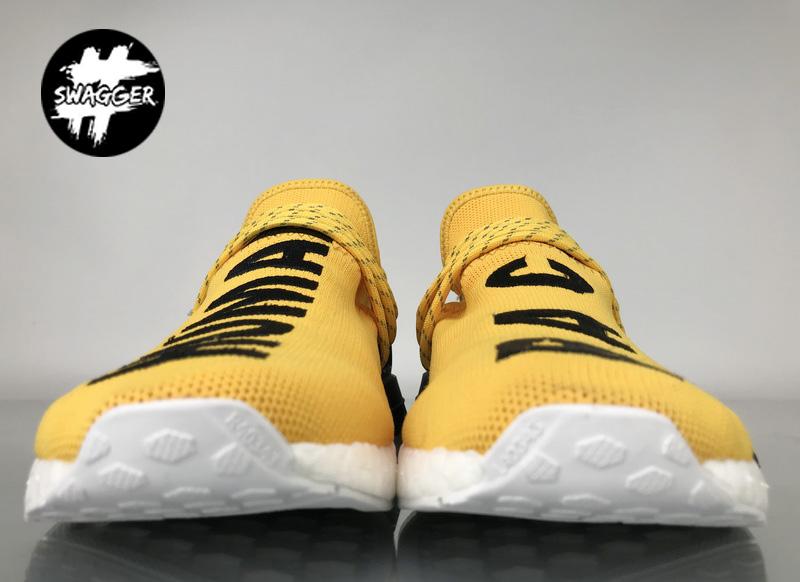 Giày Adidas NMD Human Race Yellow 4