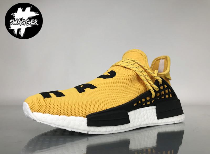 Giày Adidas NMD Human Race Yellow 7