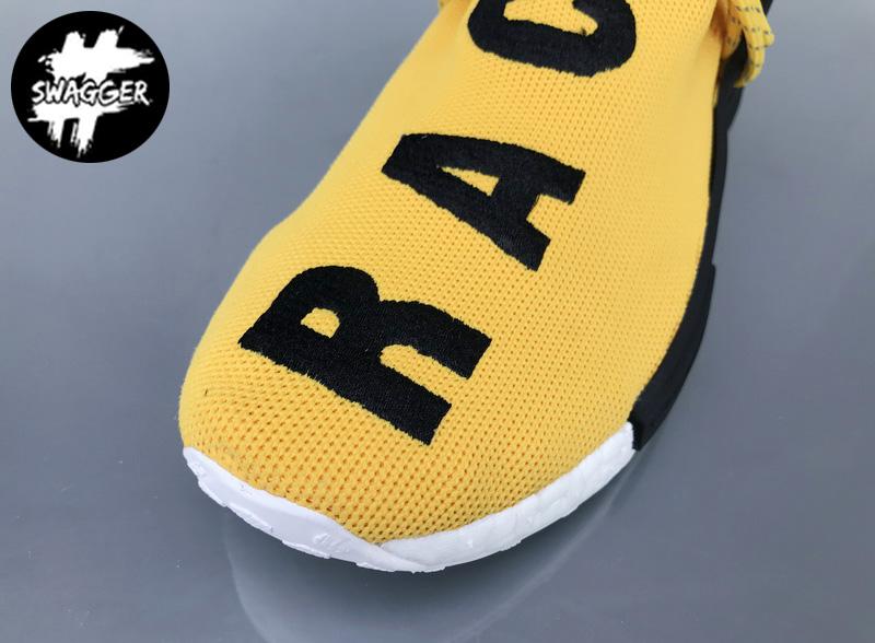 Giày Adidas NMD Human Race Yellow 8