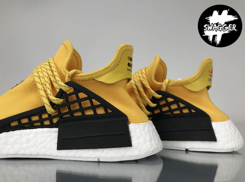 Giày Adidas NMD Human Race Yellow 9