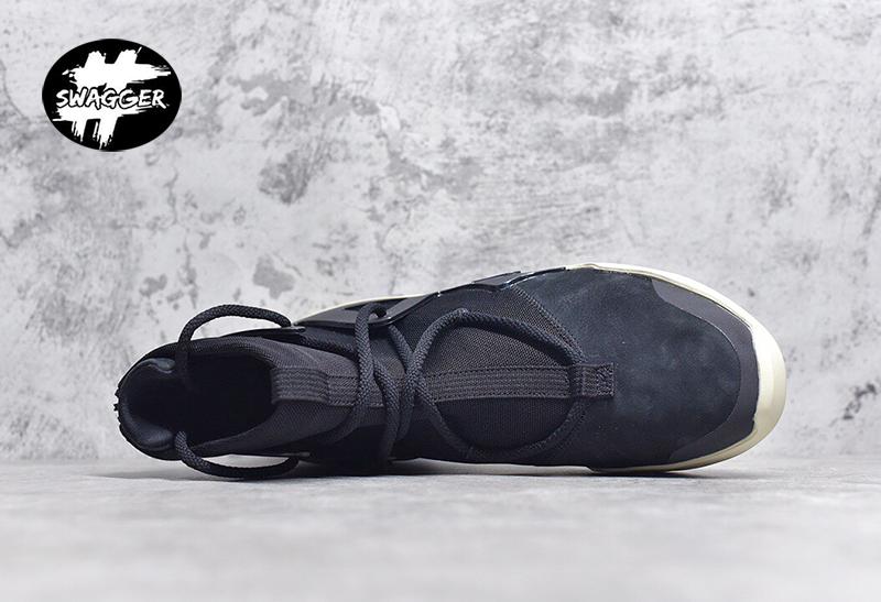 Giày Nike Air Fear Of God 1 Black Pk God Factory chuẩn tương đương hãng, full box và phụ kiện