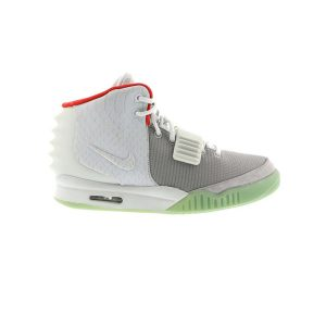 Giày Nike Air Yeezy 2 Pure Platinum Like Auth
