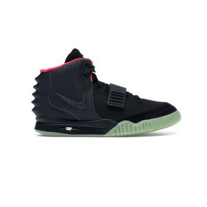 Giày Nike Air Yeezy 2 Solar Red Like Auth
