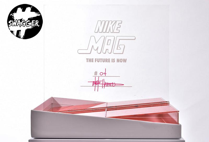 Giày Nike MAG Back To The Future The Best tự động thắt dây, full box đầy đủ phụ kiện