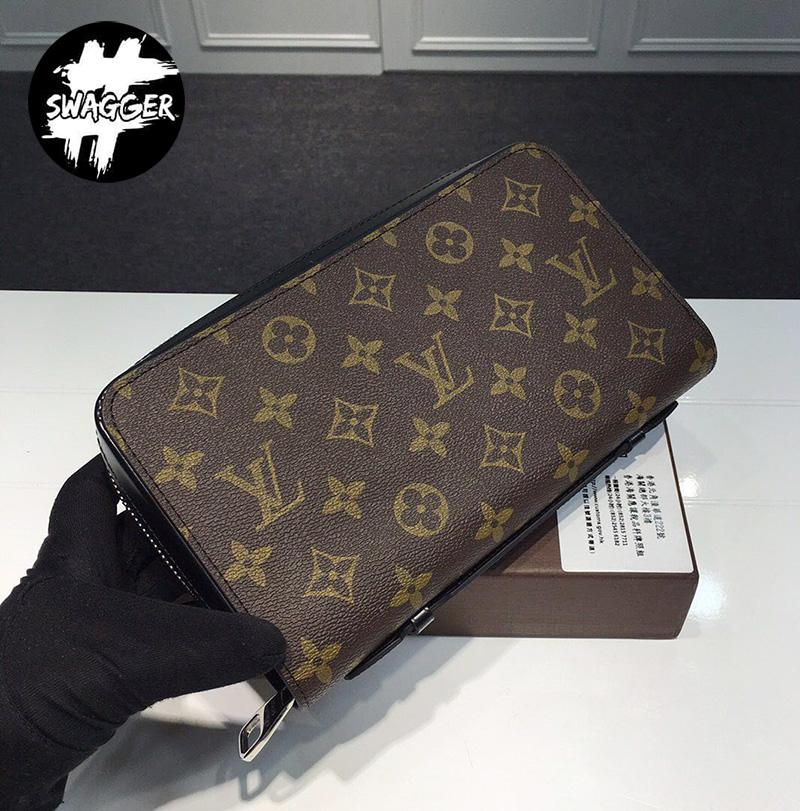 Ví Louis Vuitton Zippy XL Wallet Like Auth 1