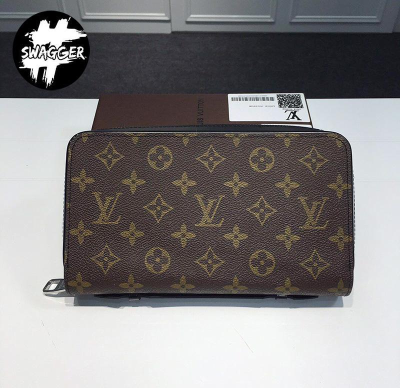 Ví Louis Vuitton Zippy XL Wallet Like Auth 2