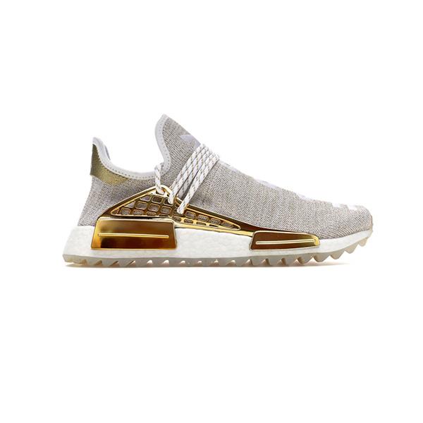 Giày Adidas NMD HU China Pack Happy Gold Replica 1:1
