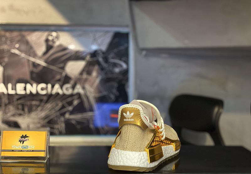 Giày Adidas NMD HU China Pack Happy Gold Replica 1:1 1