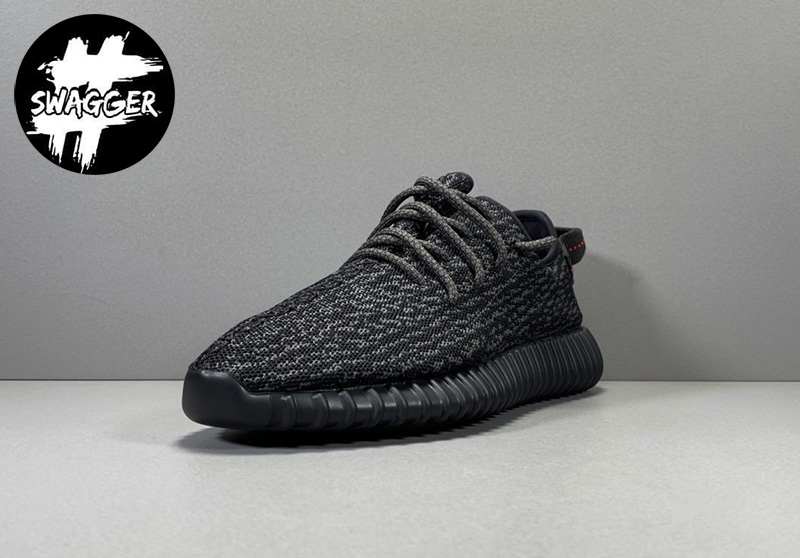 Giày Adidas Yeezy Boost 350 Pirate Black Pk God Factory 3