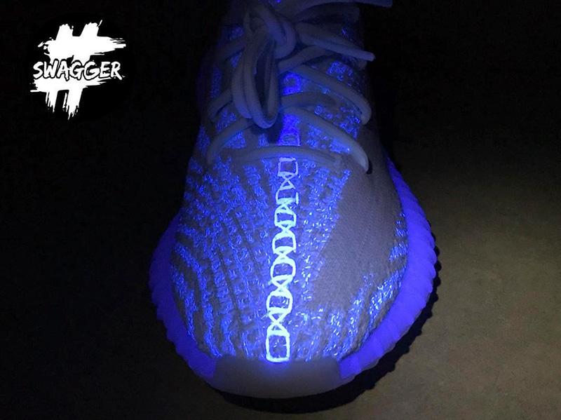 Giày Adidas Yeezy Boost 350 V2 Cream/Triple White Pk God Factory 9