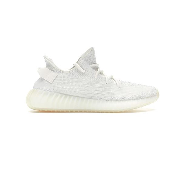 Giày Adidas Yeezy Boost 350 V2 Cream/Triple White Pk God Factory