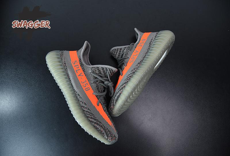 Giày Adidas Yeezy 350 V2 Beluga 1.0 Pk God Factory sử dụng chất liệu chính hãng, chất lượng tốt nhất chuẩn 99% so với chính hãng