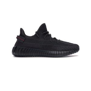 Giày Adidas Yeezy 350 V2 Black Static Pk God Factory