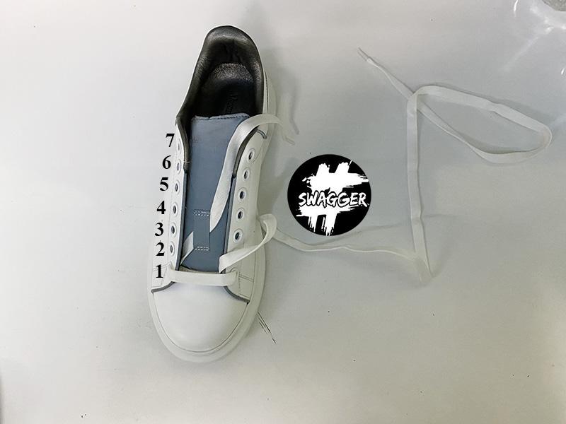 Hướng Dẫn Cách Thắt Dây Giày Alexander Mcqueen Đẹp 2