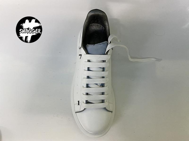 Hướng Dẫn Cách Thắt Dây Giày Alexander Mcqueen Đẹp 5