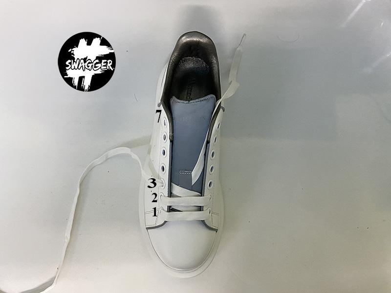 Hướng Dẫn Cách Thắt Dây Giày Alexander Mcqueen Đẹp 6