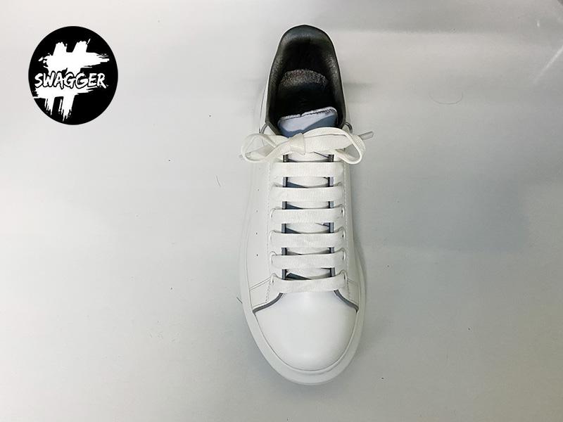 Hướng Dẫn Cách Thắt Dây Giày Alexander Mcqueen Đẹp 8