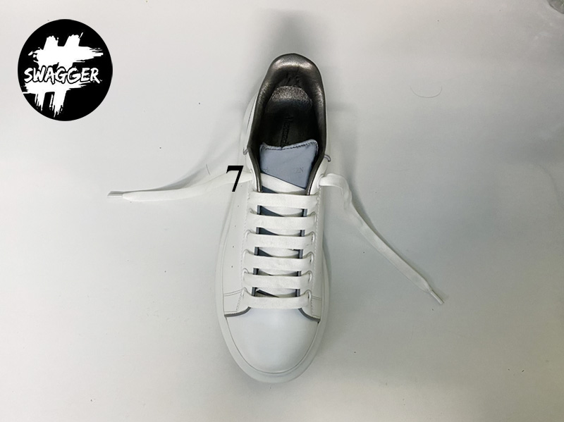 Hướng Dẫn Cách Thắt Dây Giày Alexander Mcqueen Đẹp 7