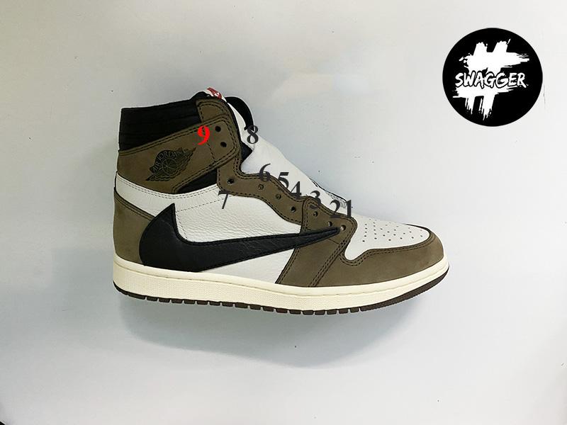 Cách thắt Dây Giày Nike Jordan 1 Đơn Giản Đẹp 2