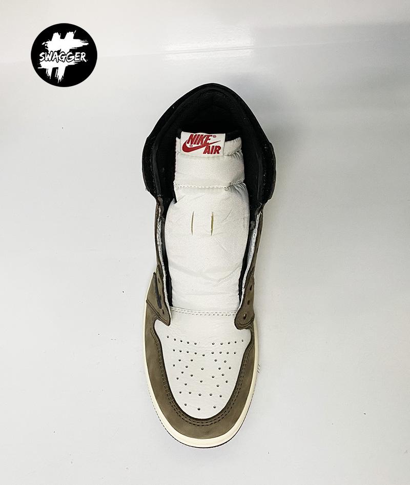 Cách thắt Dây Giày Nike Jordan 1 Đơn Giản Đẹp 1