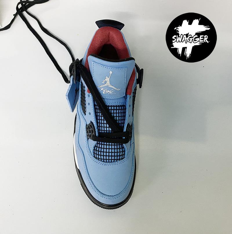 Cách thắt Dây Giày Nike Jordan 1 Đơn Giản Đẹp 10